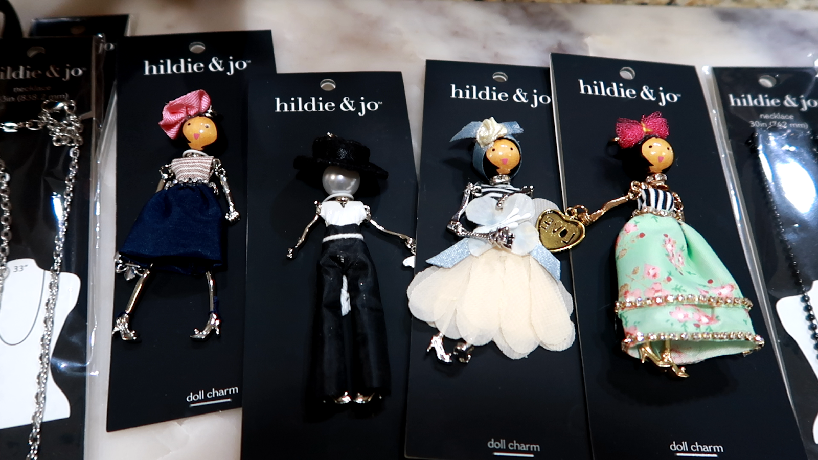 Image: Hildie and Jo Dolls purchased from Joann's craft store. Shred first on Bits and Babbles Blog