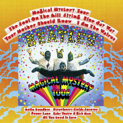 Magical Mystery Tour, a trip to a different destination