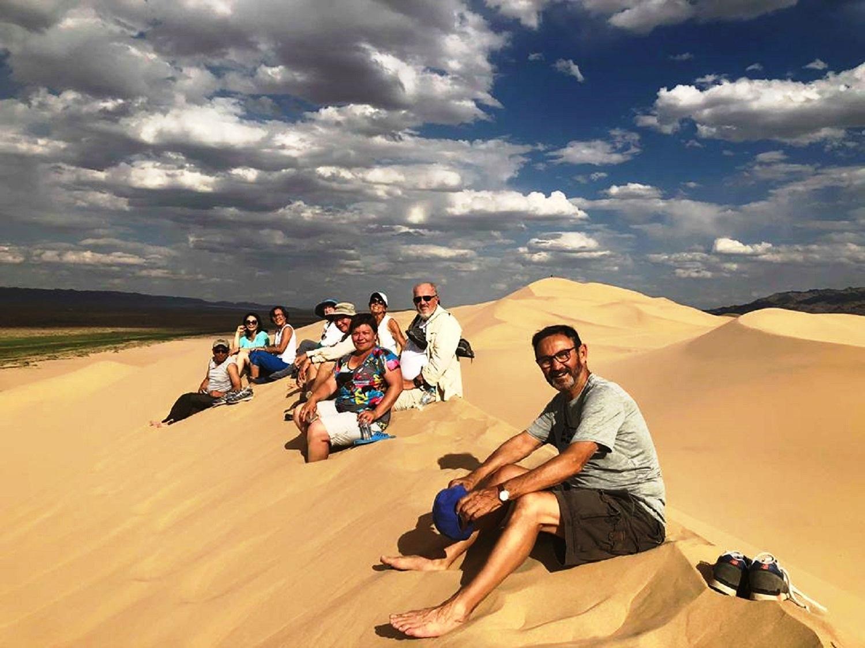 Экскурсии с гидом по пустыне Гоби, Монголия