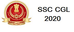SSC CGL 2020 Application Form : SSC CGL 2020 Notification, SSC CGL 2020 Exam Date, SSC CGL 2020 Syllabus