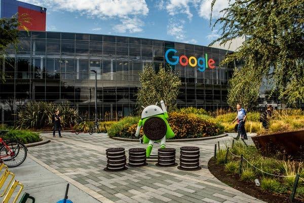 ارتفاع القيمة السوقية للشركة الأم لجوجل إلى تريليون دولار!
