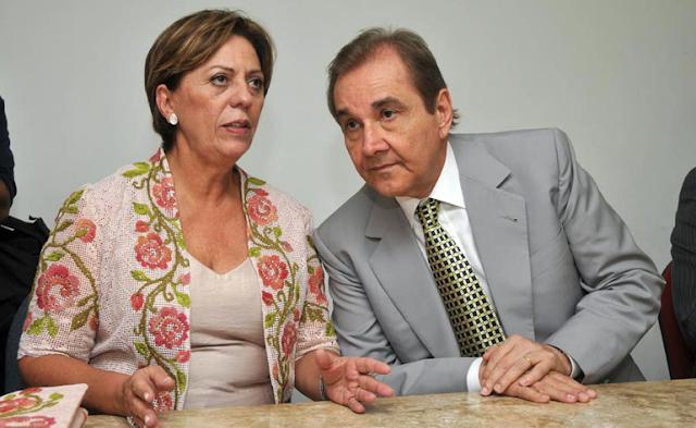 MPF INGRESSA COM AÇÃO CONTRA ROSALBA E JOSÉ AGRIPINO POR PROPINA  DE 1 MILHÃO