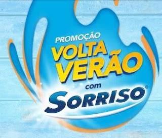Nova Promoção Sorriso Creme Dental Volta Verão - Prêmios, Participar