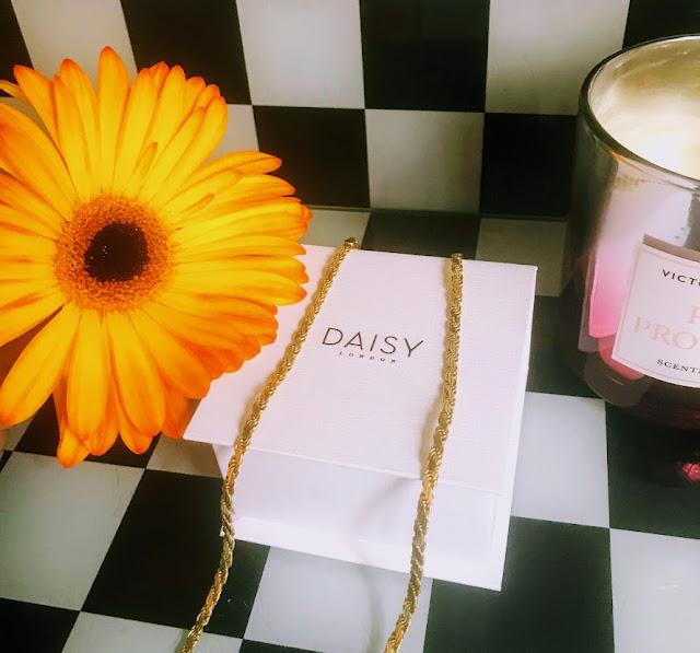 Daisy London Estée Lalonde Intention Chain Necklace