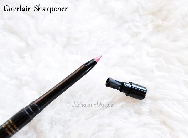 Guerlain Lasting Color High Precision Lip Liner Sharpener Review