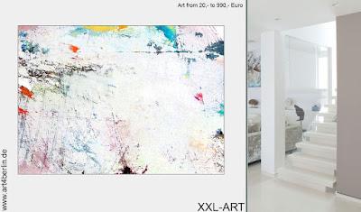 """Mitten im Galerienviertel Berlins """"Modern Art"""" von €20,- bis €990,-"""