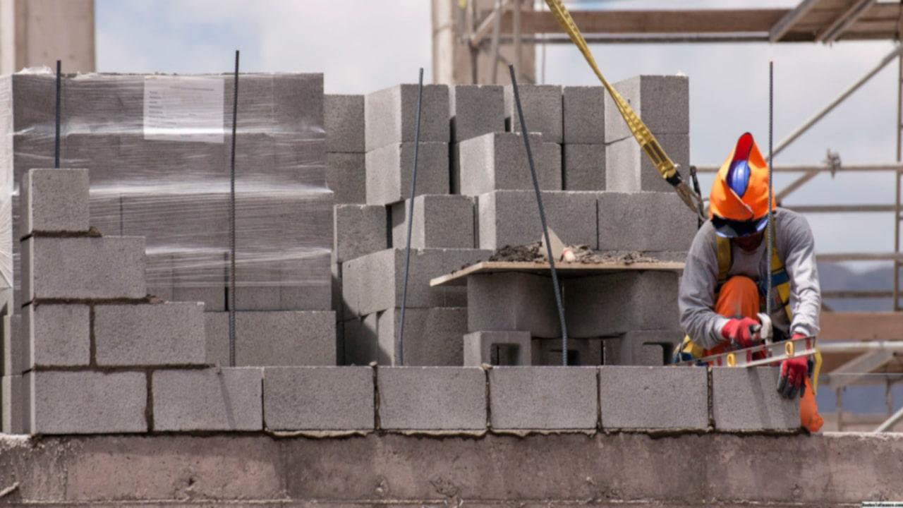 medidas de un block de concreto