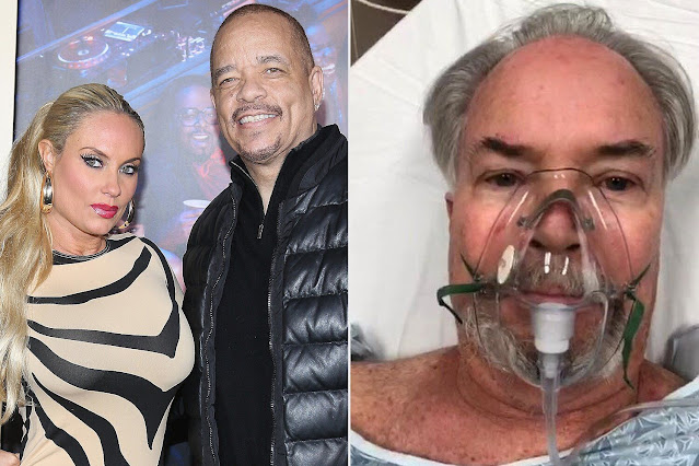 Ice T shares the experience of his father in law with with Covid-19 as a reminder of the seriousness of the virus to his followers