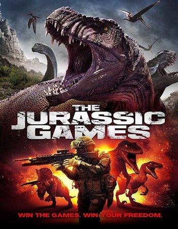 The Jurassic Games (2018) English 480p HDRip 300MB