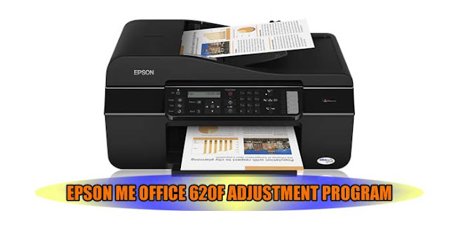 EPSON ME OFFICE 620F PRINTER ADJUSTMENT PROGRAM