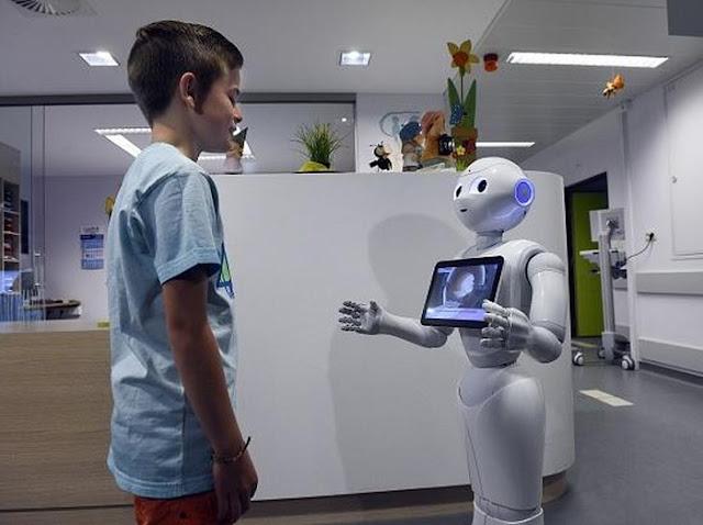 Robot Percakapan