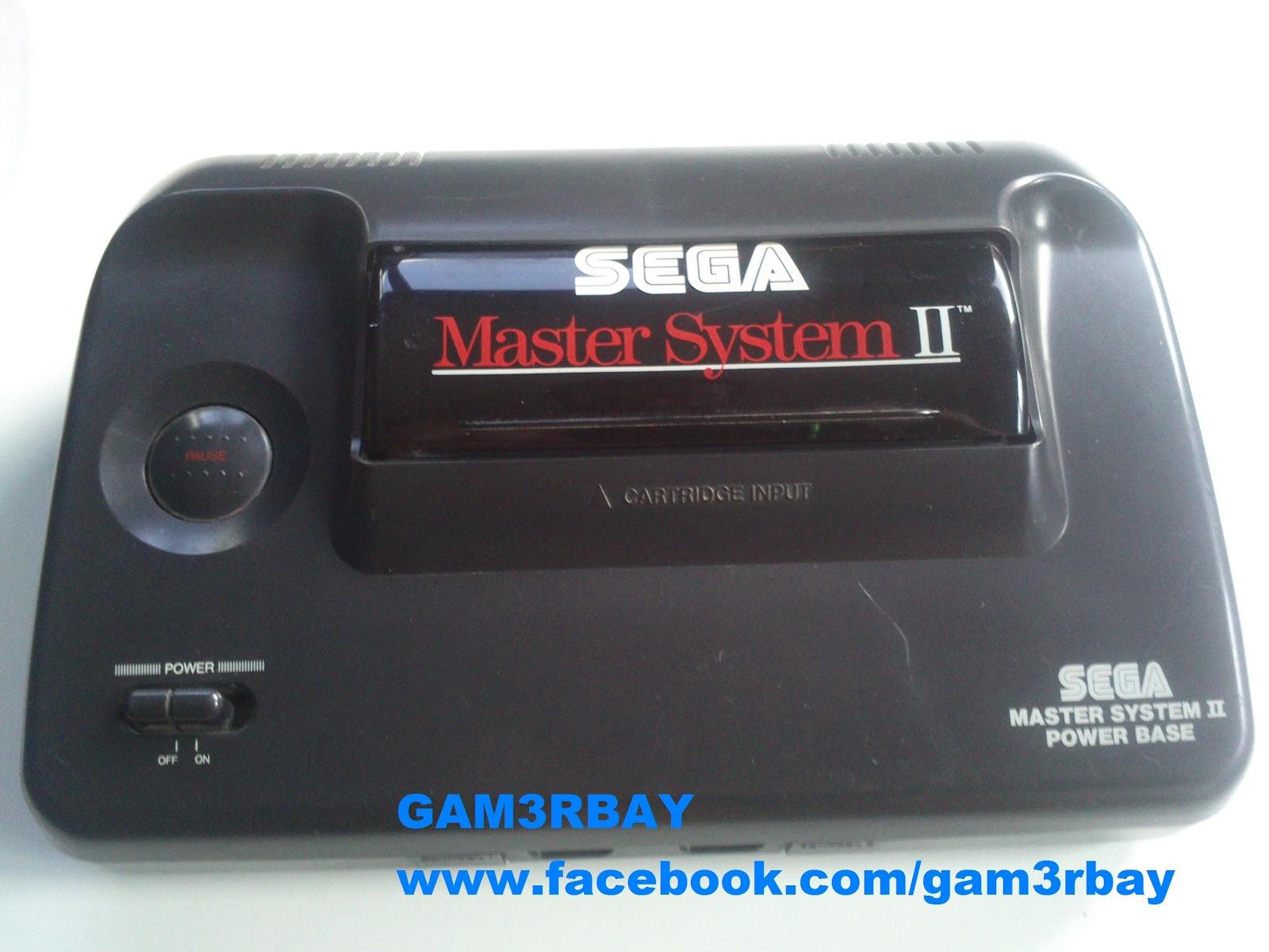 Gam3rbay Videogame Culture Online Store 24h Sega Master System