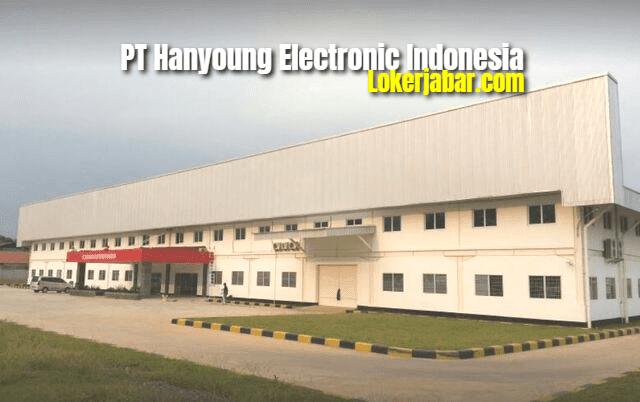 Lowongan Kerja PT Hanyoung Electronic Indonesia 2021