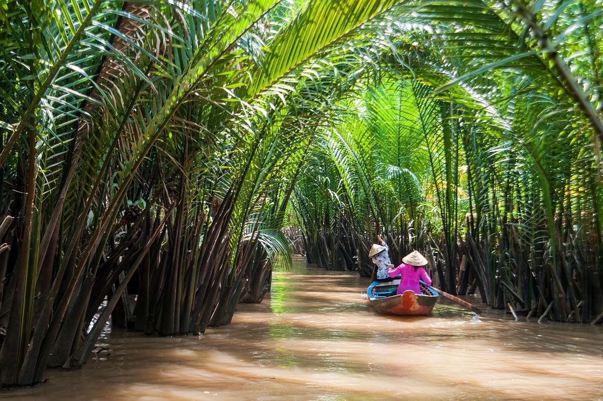 Delta del Mekong (Vietnam)