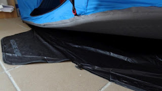 Ground Protection Sheet for Mammut Lodge Bivy Tent