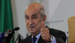 الجزائر، عبدالمجيد تبون، استفتاء، الدستور، كالة الأنباء الجزائرية، روسيا اليوم، حربوشة اخبار