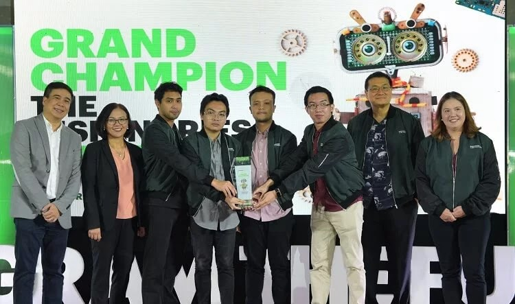 University of San Carlos Wins Program The Future: The Accenture Technology Campus Challenge 2019