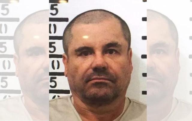 El Chapo Guzmán escapo desnudo junto a amante de casa rifada