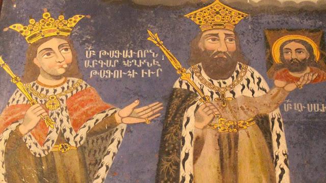 Iglesia de Armenia conmemora San Abgar