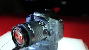Harga dan Spesifikasi Lengkap Kamera Canon Terbaru 2019