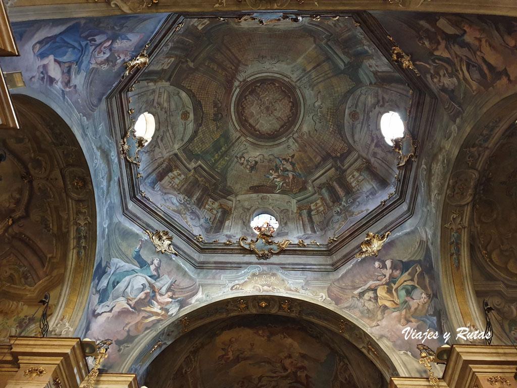 Iglesia de San Marco, Bergamo