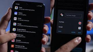 عرض تطبيقين في الوقت نفسه على هواتف Android برنامج رائع