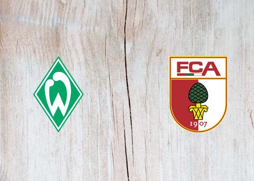 Werder Bremen vs Augsburg -Highlights 16 January 2021