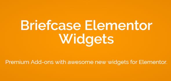 Download Briefcase Elementor Widgets v1.6.0