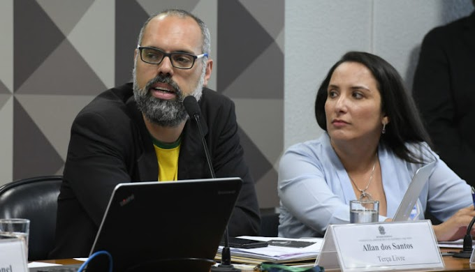 Moraes determina prisão preventiva de Allan dos Santos  e início do processo de extradição