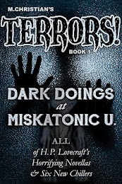 Dark Doings at Miskatonic U.