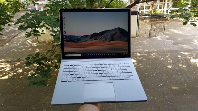 4. Surface Book 3