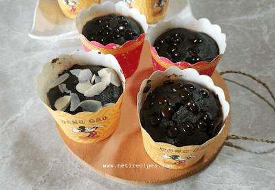 Muffin Coklat ala Breadtalk
