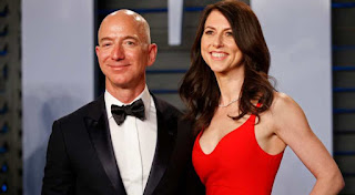 Bezos has said AMI threatened to publish the explicit photos of him unless he stopped investigating how the Enquirer obtained his private exchanges with former TV anchor Lauren Sanchez.