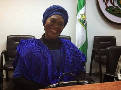 Kano state governor, Engr Rabiu Musa Kwankwaso appointed a Christian woman, Justice Patricia Mahmoud as Acting Chief Judge of the state