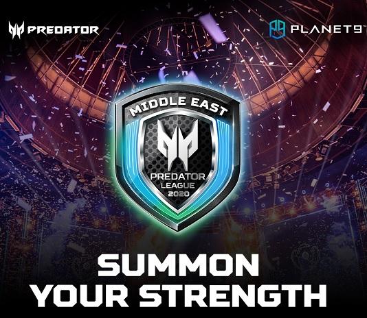 Acer Predator League 2020