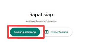 Cara Membuat Link Google Meet Dengan Mudah