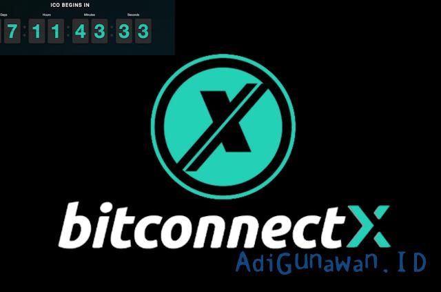 Panduan Investasi ICO di Bitconnect X, Pemahaman Sistem Investasi ICO di BitconnectX, serta Cara Deposit BitconnectX dan Trading / Tual Beli Bitconnect X (BCCX), Review BitconnectX