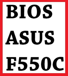 Bios Asus F550C