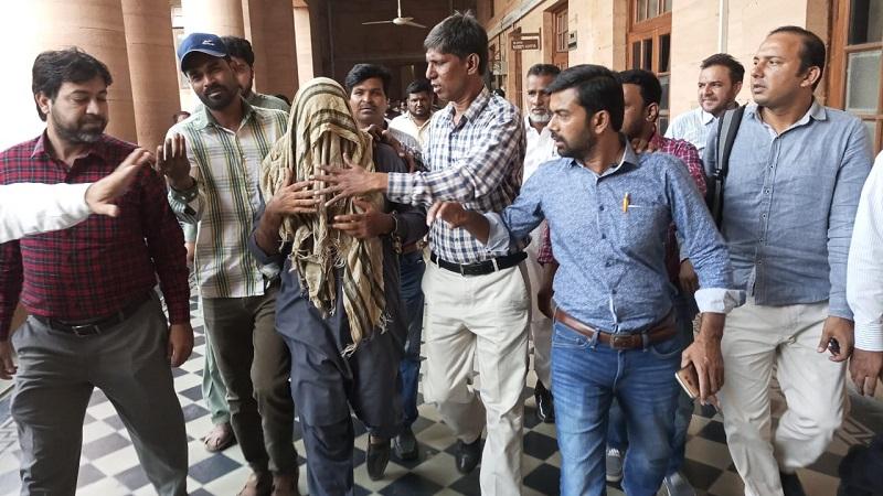 Senior Journalist Nasrullah Khan being taken to court by CTD Police