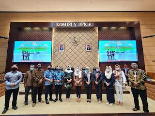 Novita Wijayanti terima audiensi DPRD Cilacap
