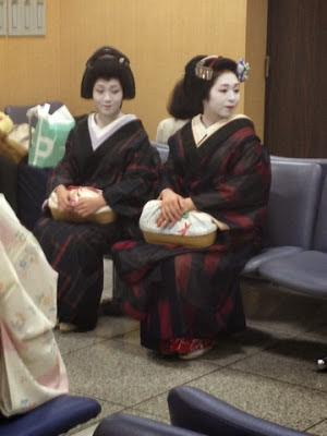 Geisha e maiko