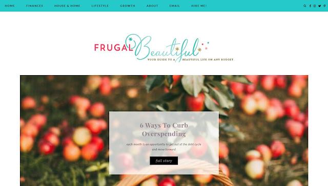 Frugal Beautiful