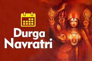 2020 Navratri Pooja Timing