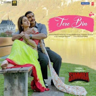 "Tere Bin - Rahat Fateh Ali Khan, Asees Kaur and Tanishk Bagchi [From ""SIMMBA""]"