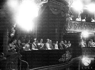 Incendio del Teatro Regio