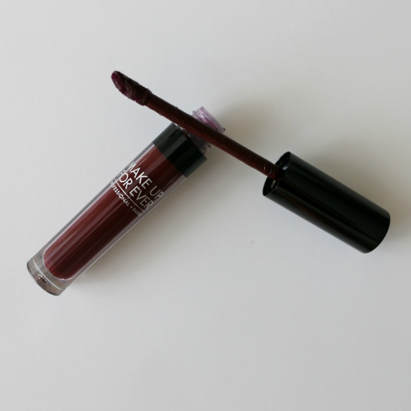 MAKE UP FOR EVER Artist Liquid Matte Lipstick 503 deep plum