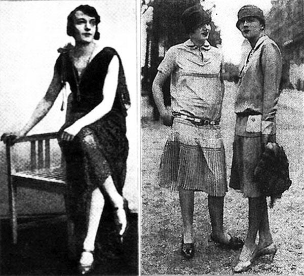 Femulating in Weimar (pre-Nazi) Germany