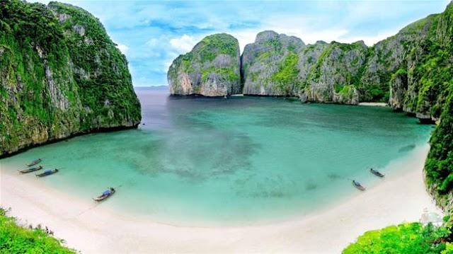 Phuket - Đảo Phi Phi (Bay thẳng cùng Vietnam Airlines - Khách sạn 4 sao)