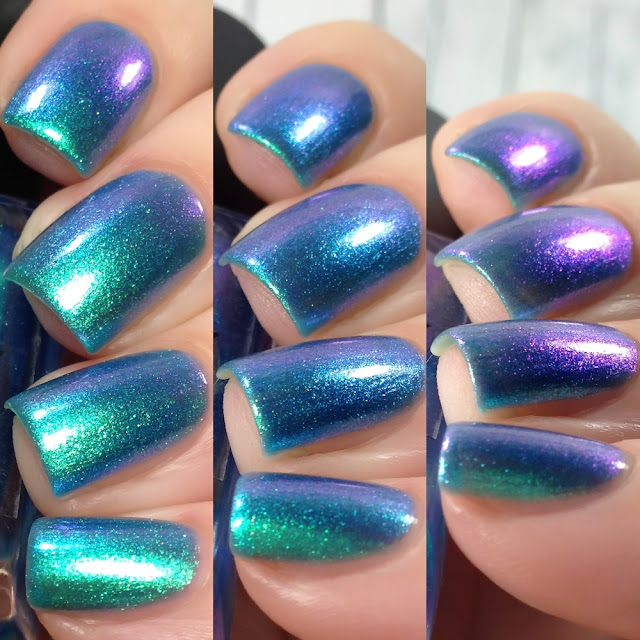 Lollipop Posse Lacquer-In the Flood