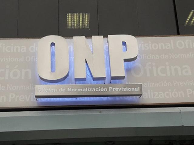 Comienza la entrega a domicilio del pago ONP 2021